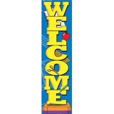Welcome Banner Poster (Set of 2)