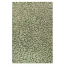 Barcelona Light Green Area Rug