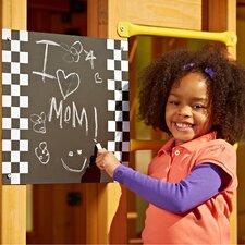 Magnetic 1.33' x 2.04' Chalkboard