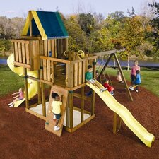 Ready to Build Custom Kodiak DIY Swing Set Kit - Project 514