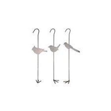 Feeding Pin Decorative Bird Feeder (Set of 3)