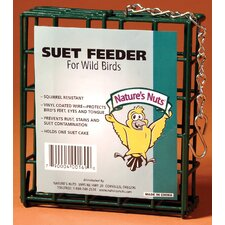 EZ Open Suet Cake Bird Feeder