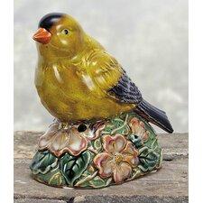Finch Motion Tweeter Sound Figurine