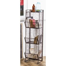 Wire Mesh 3 Bin Cubical Storage