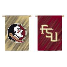 NCAA 2-Sided Flag