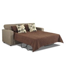 Flume Queen Dreamquest Convertible Sofa