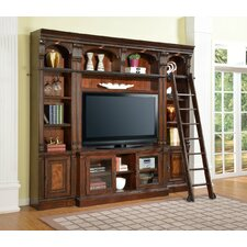 Crosica Entertainment Unit with Ladder