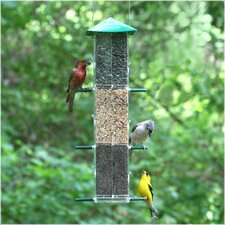 Evenseed Silo Tube Bird Feeder