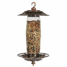 Sip or Seed Hopper Bird Feeder