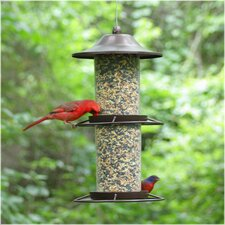 Panorama Tube Bird Feeder
