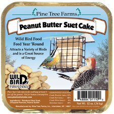 Suet Peanut Butter Cake Bird Food