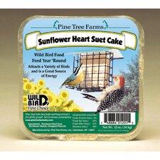 Sunflower Heart Suet Bird Food