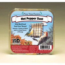 Hot Pepper Suet Bird Food