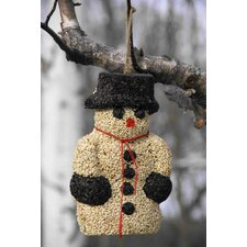 Snow Man Bird Food