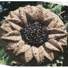 Sunflower Wreath Bird Food