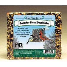 Superior Blend Seed Cake Bird Food