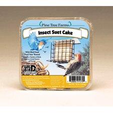 Insect Suet Cake Bird Food
