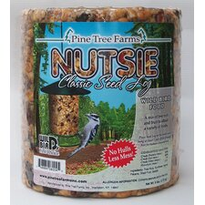 Nutsie Seed Log Bird Food
