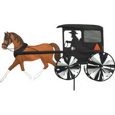Horse and Buggy Spinner