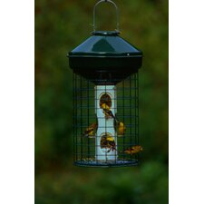 Wire Cage Mixed Seed No Pole Feeder - 3 Gallons