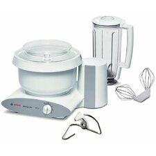 Universal Plus Mixer with Cookie Paddles, Blender, Bowl Scraper and Dough Hook Extender