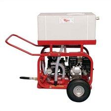 550 PSI Triple Diaphragm Hydrostatic Test Water Pump with 5.5 HP Honda Engine