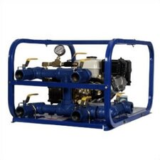 3.5 GPM Firehose Test Pump with Honda Engine