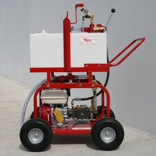 Hydraulic Shoring Pump with Gas