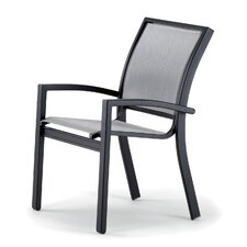 Kendall Stacking Dining Arm Chair