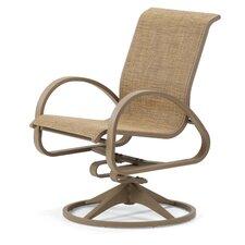 Aruba II Supreme Swivel Dining Arm Chair (Set of 2)
