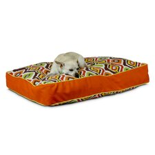 Pool & Patio Indoor/Outdoor Water and Fade Resistant Pet Bed