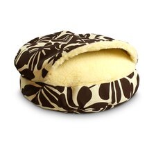 Luxury Pool Patio Cozy Cave Twirly Pet Bed