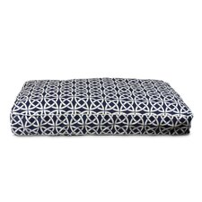 Pool and Patio Rectangular Linked Dog Pillow