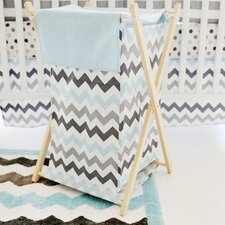 Chevron Baby Hamper