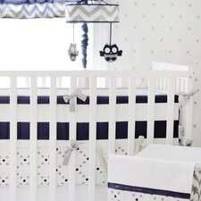 Out of the Blue Crib Bumper