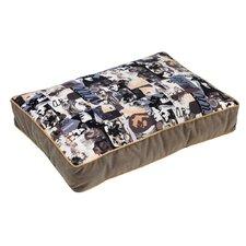 Super-Loft Rectangle Dog Pillow