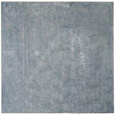 """Rustilo 13"""" x 13"""" Porcelain Field Tile in Grey"""