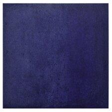 "Symbals 13"" x 13"" Porcelain Field Tile in Blau"