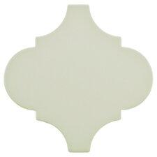 """Beacon 8"""" x 8"""" Porcelain Field Tile in Gray"""