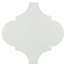 """Beacon 8"""" x 8"""" Porcelain Field Tile in Light Gray"""
