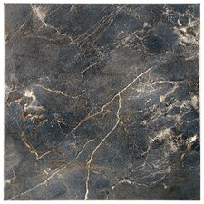 """Playa 12.5"""" x 12.5"""" Ceramic Floor and Wall Tile in Gray"""