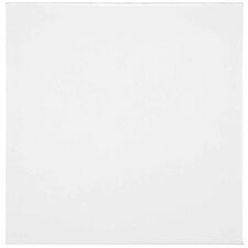 """Linna 7.75"""" x 7.75"""" Ceramic Floor and Wall Tile in White"""
