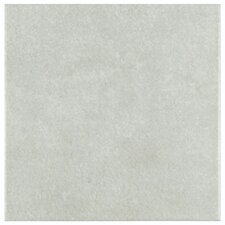 """Forties 7.75"""" x 7.75"""" Ceramic Floor and Wall Tile in Gray"""