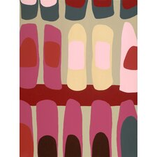 Fire Island 6 Giclee Painting Print on Wrapped Canvas