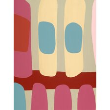 Fire Island 7 Giclee Painting Print on Canvas
