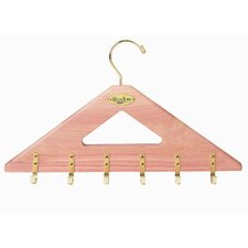 Belt Hanger in Natural Cedar Finish