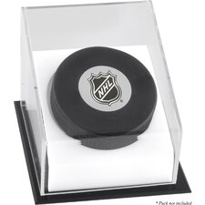 NHL Hockey Puck Display Case