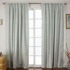 Mora Fire Resistant Curtain Panels (Set of 2)