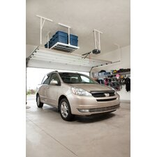 Ceiling Mounted Overhead Garage Storage System Rack