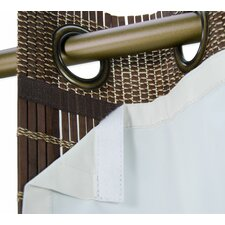 """Bamboo 48"""" x 84"""" Thermal Liner Grommet Panel"""